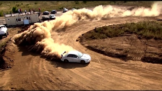 Subaru Impreza WRX STi // DRIFT MODE // Gravel Track - Autocross Arena