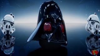New Angry Birds Star Wars 2 Darth Vader Trailer Movie 【iOS 7 and Android HD】