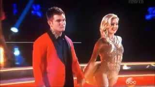 Alek Skarlatos & Lindsay - Week 10 - Cha Cha Dance Off