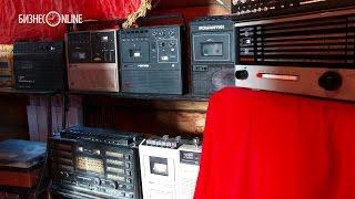 В ''Туган авылым'' открылась выставка советской радиотехники