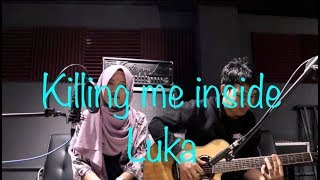 Video Pasti BAPER denger lagu ini = Killing me inside-Luka Cover by BMI Taiwan download MP3, 3GP, MP4, WEBM, AVI, FLV Oktober 2018