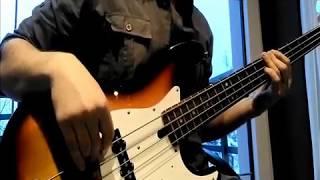 Alan Walker - The Spectre BASS guitar cover