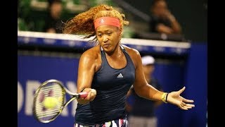 Top WTA Tennis Match Japan Player Naomi Osaka Wimbledon Championships 2018