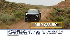 All American Chevrolet Of Odessa Youtube
