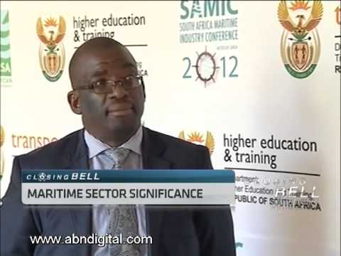 South African Maritime Industry Conference with Tsietsi Mokhele