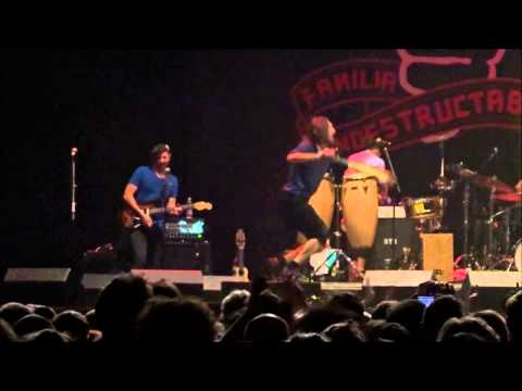 """Sacred Darling "" Gogol Bordello @ Estathé Market Sound Milano 27/08/2015"