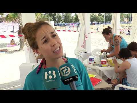 La Playa Del Cocó De Alicante Ofrece Servicios Accesibles Para Todas Las Personas