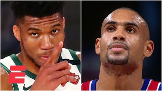Giannis Antetokounmpo's ankle injury doesn't compare to Grant Hill's - Marc J. Spears | #Greeny