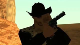 cowboy fight