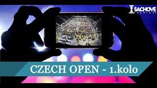 CZECH OPEN 2017 Pardubice - 1.kolo