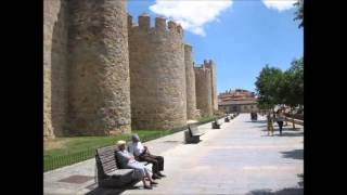 A few hours in the old walled city of Avila, Spain (pics)