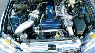 Tribute To The 2JZ-GTE