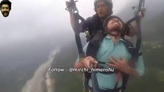 Viral paragliding memes 😂 | must watch