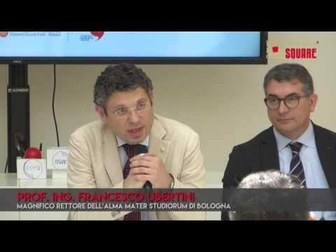 Prof. Ing. Francesco Ubertini, Magnifico Rettore dell'Alma Mater Studiorum di Bologna