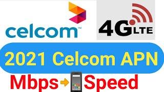 celcom 4G APN fast internet | network problem solve 100% Quick free screenshot 5