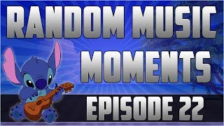 Random Music Moments - Episode 21 (Stay Away From My Friends)