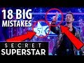18 BIG Mistakes | Secret Superstar | Full Hindi Movie | Filmy Errors (FE)