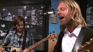 "K-LOVE - Switchfoot ""Restless"" LIVE"
