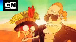 Steve vs Sidney II | Hermano de Jorel | Cartoon Network