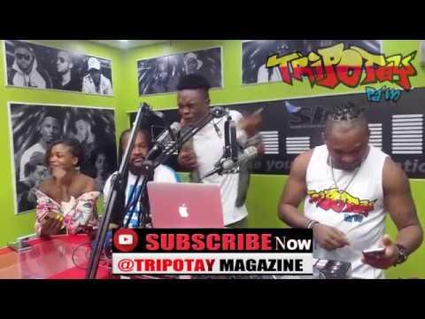 Dòky K Raktè Live Nan WhatsupSkyShow ( Dj Hotsquad & Rasta Fòkè ) Tripotaypam Part 2