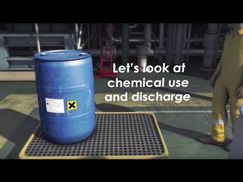 Hazards to the environment: Let's look at chemical management
