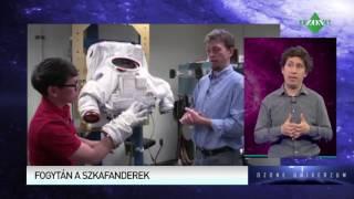 Nemzetközi űrhírek, 28. rész - 2017.06.24.