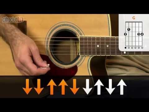 Eu Sem Você - Paula Fernandes (aula de violão simplificada)