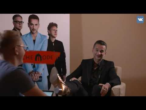 Depeche Mode Dave Gahan Vkontakte 13.10.2016 rus www.depmode.com