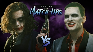 JOKER (The Dark Knight) VS JOKER (Suicide Squad) thumbnail