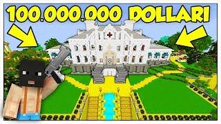 RAPINIAMO UNA VILLA DA 100.000.000 DOLLARI! - Minecraft ITA