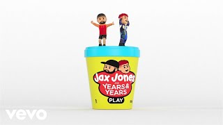 Jax Jones, Years & Years - Play (Visualiser)