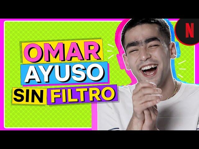 Omar Ayuso sin filtro | Élite