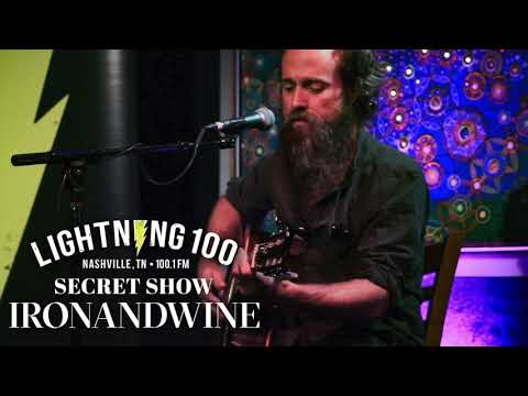 Iron and Wine Secret Show [AUDIO ONLY]