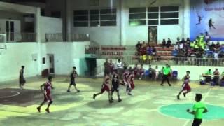 Uneti vs C-Dunk (Giải trẻ 2014)