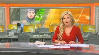 Под Киевом погибла Амина Окуева, обстрелян ее автомобиль