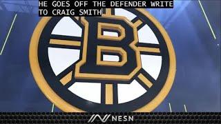 Bruins Forward Craig Smith Gives His Take On New Boston Forward Taylor Hall