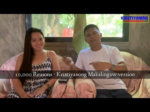 10,000 Reasons - Inspired Kristiyano Version (Joey And Lym) ChristianRapVlog #1