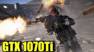 Ghost Recon Ghost War GTX 1070 Ti & i7 6700k | 1080p Ultra Settings | FRAME-RATE TEST