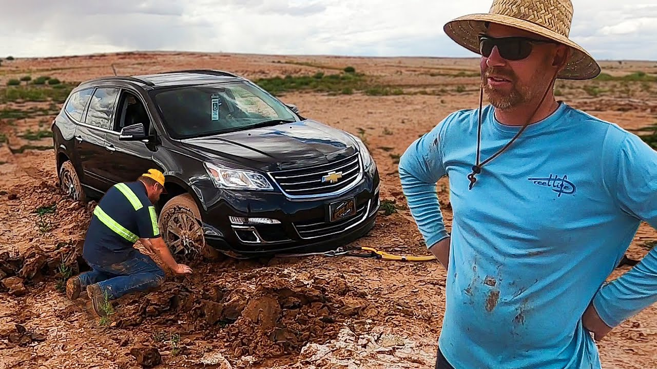 2 Days Stuck In The Desert & Desperate For Help!