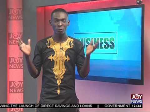 Ghana Startup Awards - Joy Business Today (14-7-17)