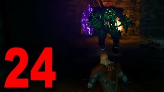 The Witcher 3 - Part  24 - GOLEM BOSS! (Let's Play / Walkthrough / Guide PC 1080p)