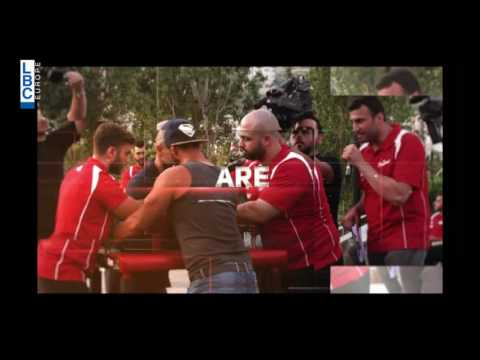 Promo Of Arm Wrestling ( Ehden) - Kbeish