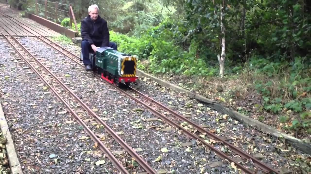 7 1/4 Gauge Miniature Railway Drumawhey Junction