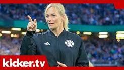 """Steinhaus: """"WM ist Chance für die Frauen, ihren Sport zu promoten""""   kicker.tv"""