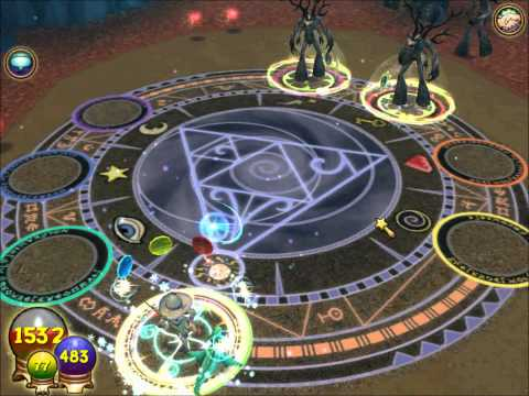 Wizard101: Let's Play Avalon: Part 14: Ghosts, Ghosts, & More Ghosts!