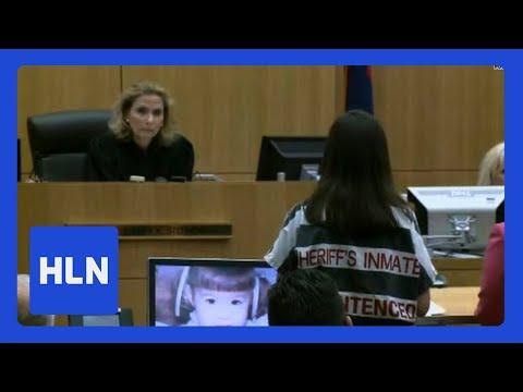 Watch the judge sentence Jodi Arias to life