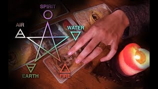 [ASMR] How To Do a Five Elements Reading