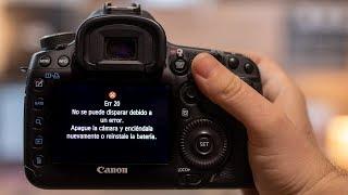 ¡¡¡Mi Canon EOS 5D Mark III ha muerto!!! | Julian Marinov