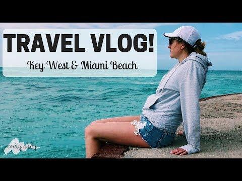 TRAVEL VLOG | Key West & Miami Beach