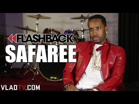 Flashback: Safaree on Nicki Minaj Butt Enlargement Rumors